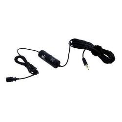 Microfone Para Dslr E Smartphone De Lapela Greika Gk-cm1