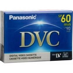 Fita Mini Dv Panasonic - 60 Min