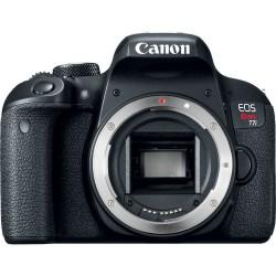 Câmera Canon EOS Rebel T7i DSLR (somente corpo)