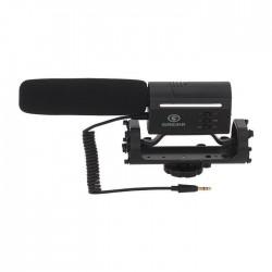 Microfone Condensador Direcional De Video Greika - Gk-sm10