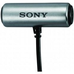 Microfone Lapela Sony Ecm-cs3 Original