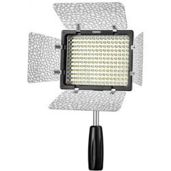 Iluminador de LED Yongnuo Digital YN-160 III para Foto e Vídeo