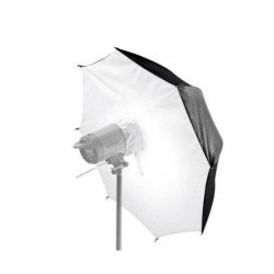 Sombrinha Softbox Greika RUS100-60 Branca