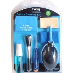 Kit Para Limpeza De Câmeras e Lentes Easy Ec-7106 8x1