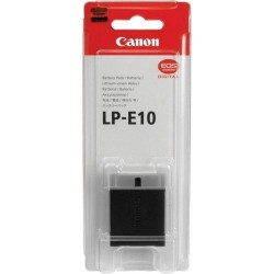 Bateria Canon LP-E10 para T3/T5/T6