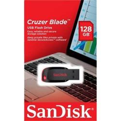 Pen Drive Sandisk 128GB Cruzer Blade Z50 SDCZ50-128G-B35