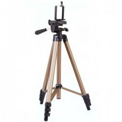 Tripe WT3130 Para Fotografia com Suporte Para Smartphone - 125cm