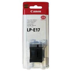 Bateria Canon Lp-e17 Original Nova Garantia Canon Brasil